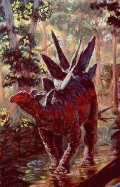 #FaveFive by Joy Lynn Fielding (Mar. 27, 2014) 5. dinosaur - stegosaurus