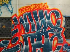 Ex-Vandals Writing, Belltown, Wexley School for Girls.