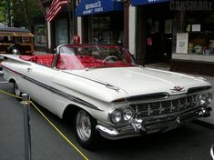'59 Chevy Impala convertible