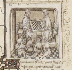 Titre : Français 580 Auteur : Christine de Pisan (1363?-1431?). Auteur de lettres Date d'édition : 1401-1500 Type : manuscrit