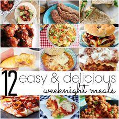 Start planning meals