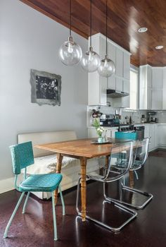 Divert a Dining Room Disaster: Mastering the Art of Mismatched Chairs — Rooms That Get it Right