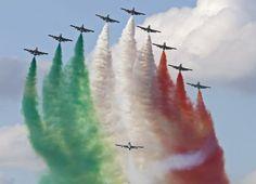 frecce tricolori( italy)
