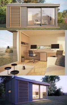 Algunos diseños de casas prefa