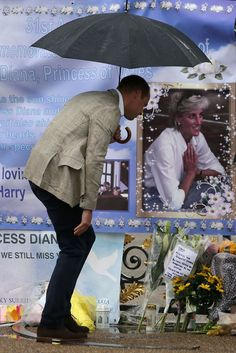 August Princes William and Harry paid tribute to their beloved mother Diana, Princess of Wales on the eve of her death anniversary. Prince William And Harry, William Kate, Prince Harry, Diana Spencer, Prince And Princess, Princess Of Wales, Cambridge, Kate And Meghan, Royal Families