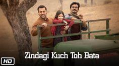 'Zindagi Kuch Toh Bata (Reprise)' VIDEO Song | Salman Khan, Kareena Kapo...