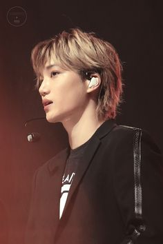Find images and videos about exo, kai and jongin on We Heart It - the app to get lost in what you love. Kris Wu, Luhan And Kris, Exo Kai, Baekhyun, Kaisoo, Short Grunge Hair, Park Jinyoung, Mullet Hairstyle, Exo Concert