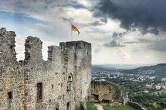 Rotteln Castle, Lorrach, Germany