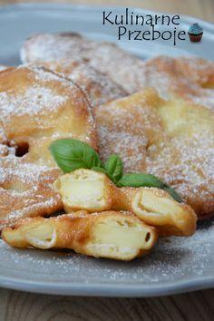 Jabłka w cieście naleśnikowym, czyli placki z jabłkami pokrojonymi w grube plasterki – to pomysł zarówno na słodkie śniadanie, obiad, czy kolacje :) Oprószone cukrem pudrem smakują wyśmienicie zarówno na ciepło, jak i na zimno, więc nadają się też jako przekąska do pudełeczka do pracy lub przekąska na imprezę dla dzieci :) Jabłka w cieście […]