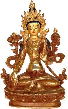 images buddist godess tara | Goddess White Tara