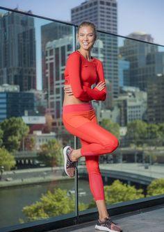 Tom // Karlie Kloss and Selena Gomez enthusiast. Lycra Leggings, Natasha Poly, Sport Tights, Karlie Kloss, Fitness Photoshoot, Workout Wear, Workout Style, Athletic Fashion, Sport Wear