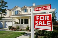 how to buy a foreclosed house