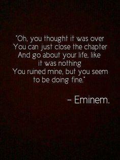 """Eminem """"Bad Guy"""""""