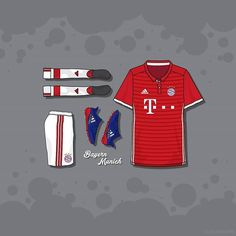 @adidasfootball 2016-2017 Bayern Munich Home Kit & X 16.1's in Collegiate Royal.⬇⬇⬇ Sorry for the lack of posts as well. I am currently taking a summer and going on some much needed vacations. Thanks for all the continued support and I hope you guys enjoy what's to come.  #soccerdotcom  #sbspotlight #soccerbible #pdsbootroom  #prodirect #cleatstagram #soccer #football #graphicdesign #illustration #art #boots #adidas #ace #chaos #pogba #messi #bosseverything  #bayernmunich #bayern #chaosx