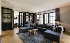 Living Room, Furniture, Room, House, Interior, Home, House Styles, Luxury Living, New Homes