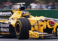 Damon Hill, Jordan 198 - Mugen-Honda MF-301 HC 3.0 V10  (Australia 1998)