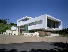 Klosterneuburg Mansion By Project A01 Architects Flachdach,  Einfamilienhaus, Projekte, Nachhaltige Architektur, Moderne