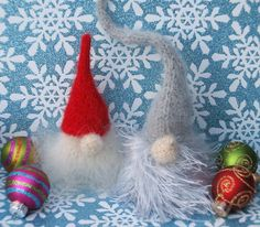 Ravelry: Christmas Gnome pattern by ViolaSueKnits