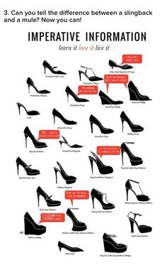 Heels of every size
