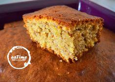 Mandel-Zimt-Kuchen zum Frühstück, Picknick oder Kaffee :)
