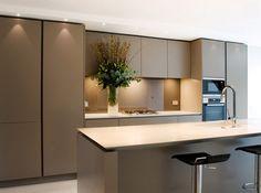 Kabinet Dapur 5 Reka Bentuk Hiasan Dalaman Minimalis
