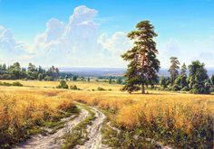 Nature Landscape Lighting by Edna Wallen Fantasy Landscape, Landscape Art, Landscape Paintings, Great Paintings, Environment Concept Art, Landscape Lighting, Wildlife Art, Artist At Work, All Art