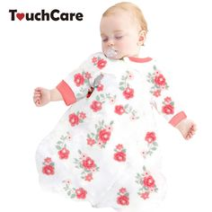 Boys' Baby Clothing Smart Cotton Baby Sleeping Bag Stripe Baby Sleepsack Autumn Pijamas Infantil Menino Newborn Baby Sleep Sack Christmas Baby Sleepwear