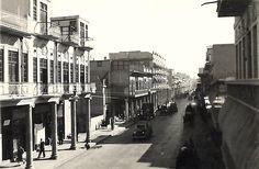 Al-Rashid Street, Baghdad, c1943شارع الرشيد، بغداد، ١٩٤٣