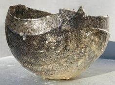 Contemporary Basketry: Fish Skin