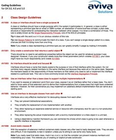 Coding Guidelines for C# 3.0, 4.0, 5.0 (click on source link for PDF)