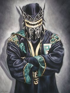 Super Dragon Mexican wrestling black velvet original oil painting hand painted signed lucha libre art 18 by 24 inches Velvet Painting, Paint Brands, Classic Monsters, Hand Painted Signs, Mexican Style, Dream Team, Black Velvet, Dragon, Wrestling