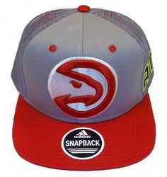 56 Best Atlanta Hawks Amazon Fan Shop Caps   Hats images in 2019 ... cca9df717426a