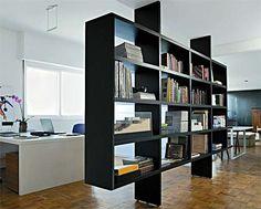estante vazada e moderna e criativa 3