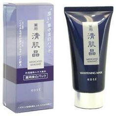 Kose Cleanser -2.7 oz Seikisho Mask by Kose Cleanser. $66.00. 75ml/2.7oz. 2.7 oz Seikisho Mask
