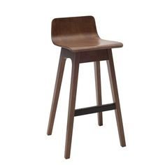 Agnes Low Back Bar Stool, Set of 2 for $498 - from YLiving