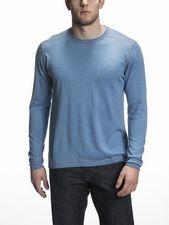 100% Supima Cotton Fine Gauge Standard Fit