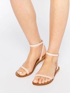 asos finlay leather strap sandal