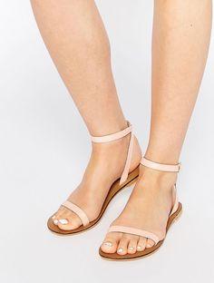 58ac4c961246bd asos finlay leather strap sandal Strap Sandals