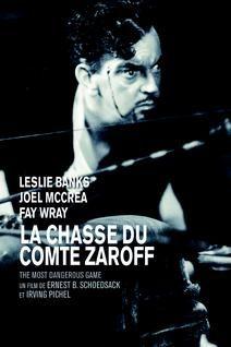 La Chasse du comte Zaroff VOD, Series TV et Films en streaming | Nolim Films