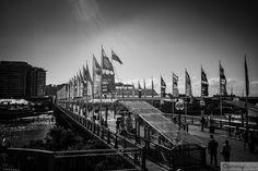 Photo Essay - Pyrmont Bridge - Darling Harbour, Sydney