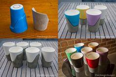 Skol Cup - Concrete and Ceramic