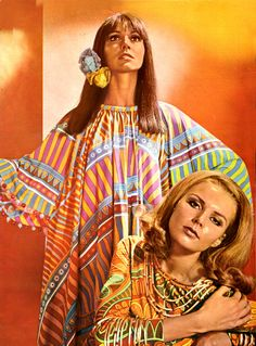 Louis Feraud Mexican Collection 1968