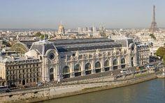 """Musée d'Orsay...""""Louis Pasteur"""" Albert Edelfelt, """"Die roten Dächer"""" Camille Pissarro, """"Der Tanzunterricht"""" Edgar Degas, """"Arrangement in Grau und Schwarz Nr. 1: Porträt der Mutter des Künstlers"""" James McNeill Whistler"""