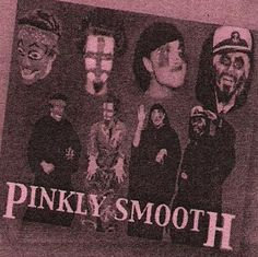 Pinkly Smooth