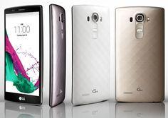 LG G4 é finalmente revelado