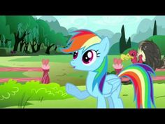 My Little Pony: Friendship is Magic - All Songs from Season 1 & 2 My Little Pony Songs, My Little Pony Friendship, Over The Rainbow, Rainbow Dash, Fluttershy, Mlp, Oliver And Company, Doctor Whooves, All Songs