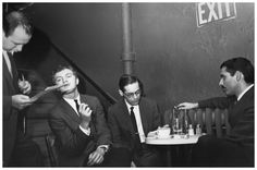 Bill Evans, Scott LaFaro & Paul Motian at the Village Vanguard