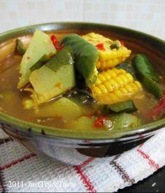 Just Try & Taste: Sayur Goreng Asam