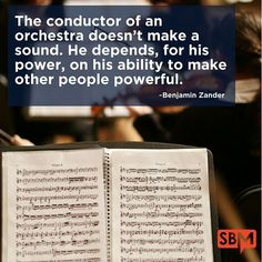 """""""The conductor of an orchestra doesn't make a sound. He depends, for his power, on his ability to make other people powerful. Best Workout Songs, Fun Workouts, Wedding Song Playlist, Manchester Orchestra, Best Worship Songs, Weekend Update, Saddest Songs, Under Pressure, Conductors"""