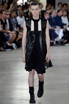 Rick Owens Spring 2016 Menswear - Collection - Gallery - Style.com